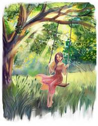 Swing by Vasylissa