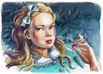 Hello, Alice by Vasylissa