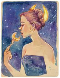Moon Eater by Vasylissa