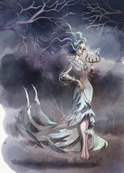 November Bride by Vasylissa