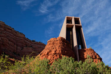 Chapel of the Holy Cross by DarkroomMaster