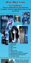 Wig Wefting Tutorial by midgarangel