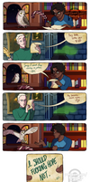 harry potter - babe come over by simrell