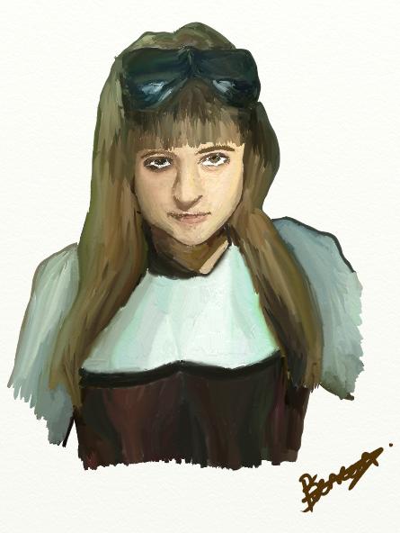 My Friend, Anna by Over9000Desu