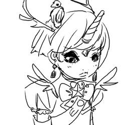 princess by japanesezombie