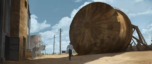 Logan Film Studies 02 by FranklinChan