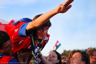 Czech Scout Superman by ScoutAllerlei