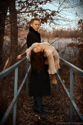 Fainted lady carried away by lakehurst-images