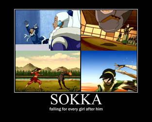 sokka by doublee7