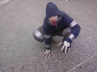 Hunter Costume by OMG-Pancakes