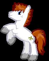 Fleur - Pony OC by pepooni