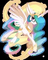Princess Celestia by pepooni