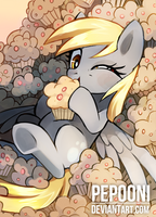 Muffins - Bronycon 2015 by pepooni