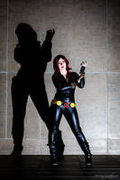 Black Widow - Corey Graham by TenderCosplay