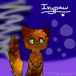Ivypaw by Nightfrost25
