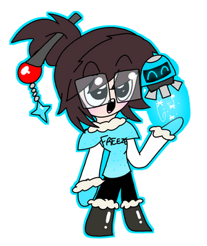 My Version Of Mei by lalakun0123