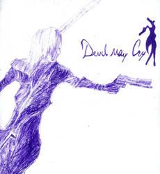 dante cover art by AbbadonFlare