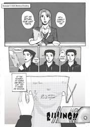 Student/Neko AU p01 by daisy010100