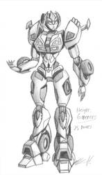 Transformers Adopt [SOLD] by Jamie-The-Lynx