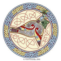 Peace Dove II by twistedstrokes