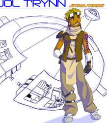 Star Wars OC: Jol T'rynn by Aeolus06