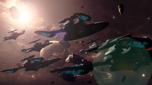 Federation General Order 9500X by Cybertosh