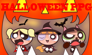 halloween ppg by j5ajj