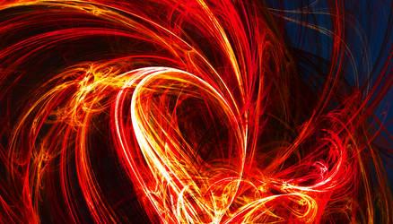 Volcanic Swirls by ValeOfHearts