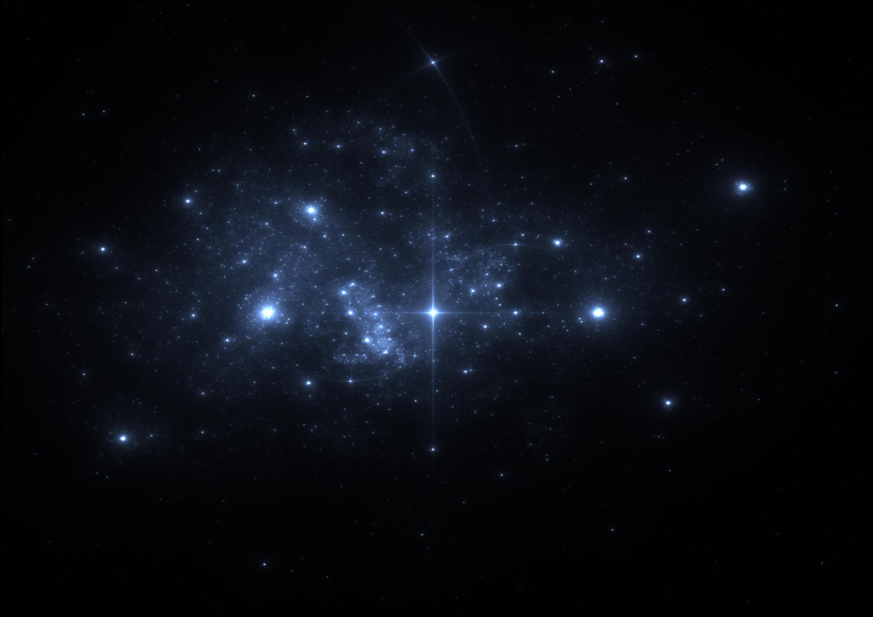 Stars by PaulineMoss
