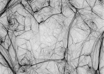 Black Cobwebs by PaulineMoss