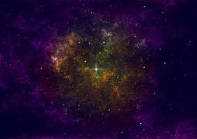 Star Gazing by PaulineMoss