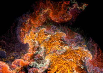 Molten Lava by PaulineMoss