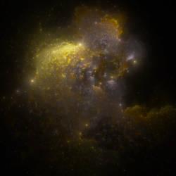 Gordon Moss Nebula by PaulineMoss