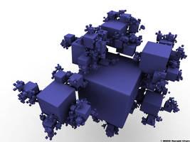 Recursive Cubes II by Pyrolistical