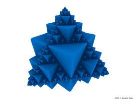 Fractal Cube by Pyrolistical