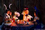 A Mad Tea-Party by AyrOmayra