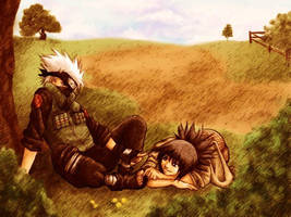 Peaceful Moment by AnnaGiladi