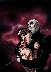 My only true love, my dark angel by mikebloodslaver