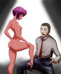 Chair Dance by mikebloodslaver