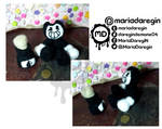 Bendy needle felting FOR SELL IN ETSY by daregindemone04