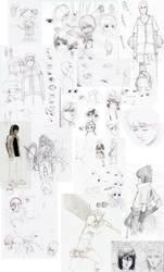 Sketch dump by Melllorine