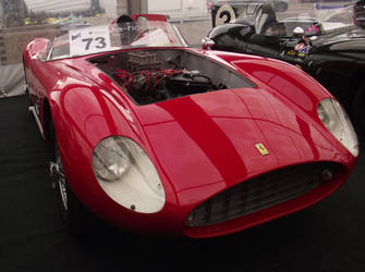 Ferrari by c4mper