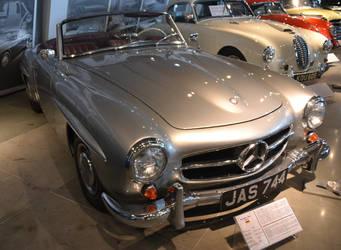Mercedes 190 SL Sports by c4mper