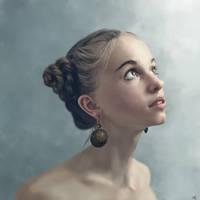 Girl by AustinRicheyArt