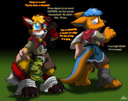 Scouts Honor (Age Regression TF) by LightningTheFox7