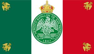 Imperial Saint Patrick battalion by Alchetbeachfan