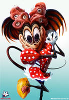 Minnie - by DanLuVisiArt