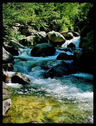 Stoned river by ellymarinova