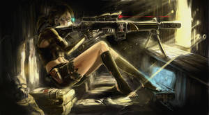 Assassin by DeVmarine
