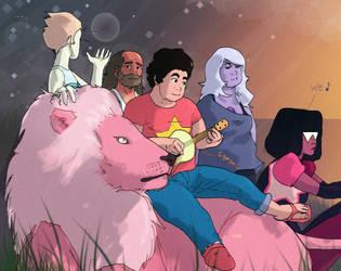Steven universe by Vidk000